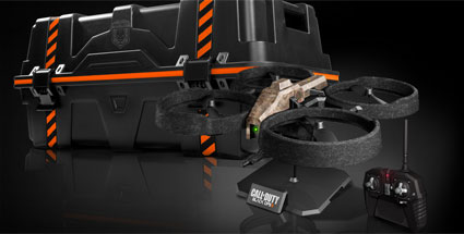 Black Ops 2: Special Edition hat eine Drone im Gepäck. Call of Duty: Black Ops 2 - Care Package Edition (Quelle: Activision)