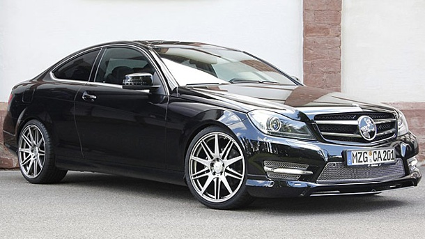 Carlsson CB 20S: Sportcoupé auf Mercedes-Basis. Carlsson CB 20S Coupé (Quelle: Auto-News)