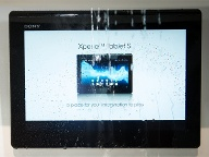 Sony Xperia Tablet S (Quelle: dapd)