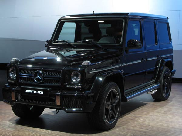 die legend re mercedes g klasse wird auf der moskau motorshow als g 63 amg mit starken 612 ps. Black Bedroom Furniture Sets. Home Design Ideas
