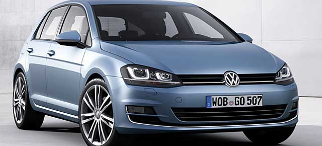 Golf 7: Alle Meldungen zum VW Golf VII (Quelle: Hersteller)