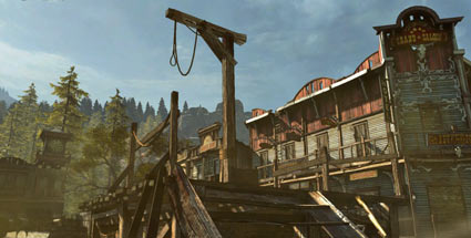"""Call of Juarez: Gunslinger"": Kopfgeldjagd im Wilden Westen. Call of Juarez: Gunslinger (Quelle: Ubisoft)"