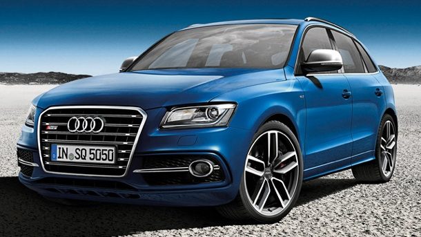 Audi SQ5 TDI exclusive concept: Das Super-Edel-SUV. Audi SQ5 TDI exclusive concept (Quelle: Hersteller)