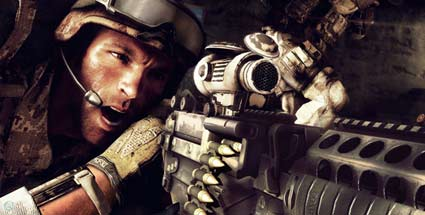 """Medal of Honor: Warfighter"": Navy Seals werden zur Kasse gebeten. Medal of Honor Warfighter (Quelle: EA)"