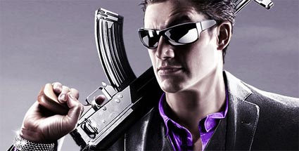 "Saints Row: The Third - ""Full Package"" angekündigt. Saints Row: The Third (Quelle: THQ)"