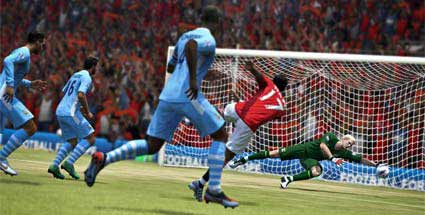 "Fifa 13:  EA sperrt Betrüger ""Ultimate Team Modus"" aus. Fifa 13 (Quelle: Electronic Arts)"