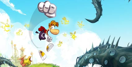Die besten iPhone- und iPad-Games 2012. Rayman Jungle Run (Quelle: Ubisoft)