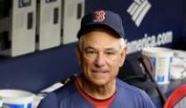 Baseball: Boston Red Sox entlassen Trainer Valentine. Bobby Valentine wurde als Trainer der Boston Red Sox entlassen.