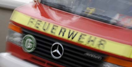 Rufen Sie bei Gasgeruch umgehend die Feuerwehr. (Quelle: imago)