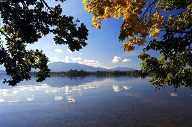 Werdenfelser Land: Staffelsee. (Quelle: SRT /Tourist-Information Murnau  )