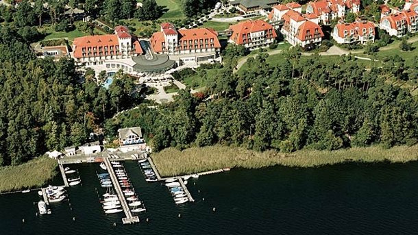 """World Travel Awards"": Die besten deutschen Hotels. Sport & SPA Resort A-Rosa Scharmützelsee (Quelle: A-Rosa Resorts)"