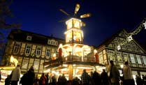 Weihnachtsmarkt in Celle (Quelle: imago)
