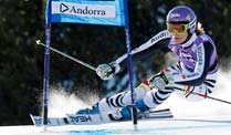 Maria Hfl-Riesch ist der Superstar der deutschen Skiprofis. (Quelle: imago)