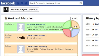 Facebook Privacy Watcher (Quelle: Hersteller)