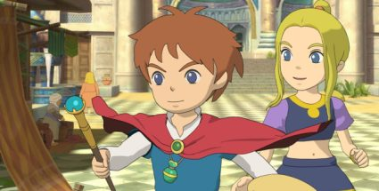 Ni no Kuni Rollenspiel fr PS3 (Quelle: Namco Bandai)
