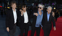 Rolling Stones zurck im Rampenlicht (Foto: AP)