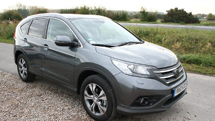 Honda CR-V (Quelle: Automedienportal)