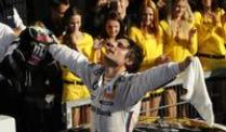 BMW-Pilot Spengler ist DTM-Champion. Bruno Spengler ist DTM-Champion.