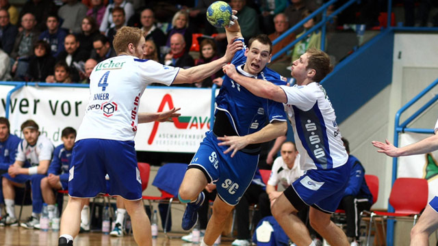 Handball bundesliga traditionsvereinen steht das wasser for Dt bundesliga tabelle