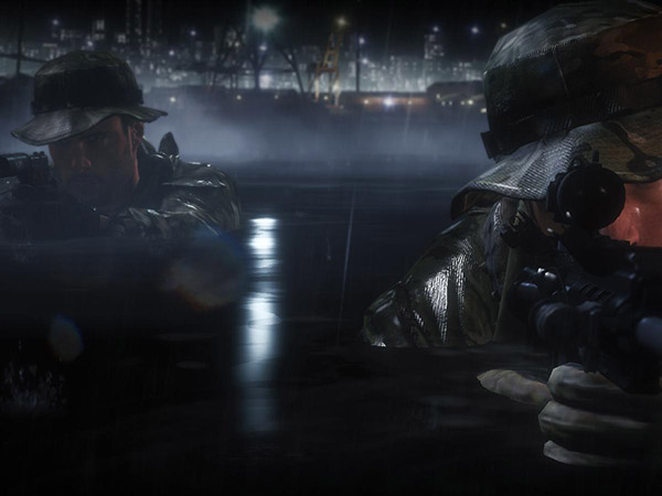 Medal of Honor: Warfighter Ego-Shooter von EA für PC, PS3 und Xbox 360 (Quelle: Electronic Arts)