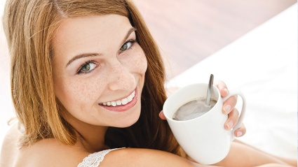 Kaffee schrft den Blick frs Schne.  (Quelle: Thinkstock by Getty-Images)