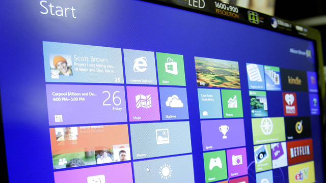 Windows 8: Finger weg von der Gratis-Version!