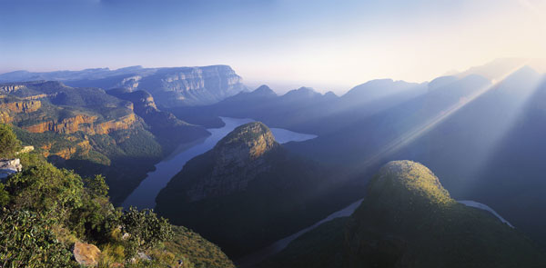 Blyde River Canyon in Südafrika. (Quelle: imago)