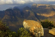 Blyde River Canyon: Three Rondavels. (Quelle: imago)