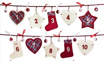 Adventskalender versüßen die Zeit bis Weihnachten. (Quelle: Thinkstock by Getty-Images)