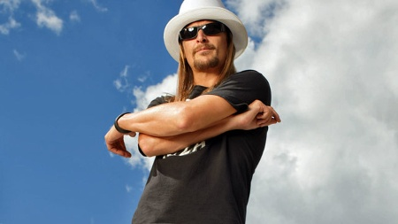 Kid Rock bleibt patriotisch. (Quelle: Warner)