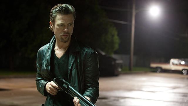 """Killing Them Softly"" mit Brad Pitt (Screenshot: Wild Bunch)"