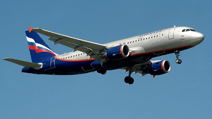 Aeroflot-Maschine: Neue Alkoholregeln fr russische Airlines (Quelle: dapd)