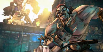 "Borderlands 2-DLC: ""Mr. Torgue's Campaign of Carnage"" kommt. Ego-Shooter Borderlands 2 (Quelle: Gearbox)"