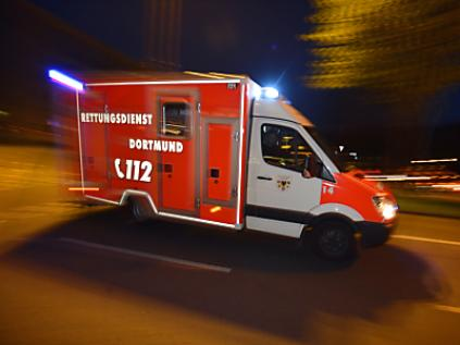 24-Jähriger in Berlin-Wedding mit Messer attackiert.