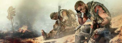 Feel Bad Game: Spec Ops: The Line (Quelle: 2K Games)
