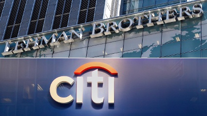 Die Citigroup gibt Gelder aus der Lehman-Pleite frei (Quelle: Reuters/dpa)