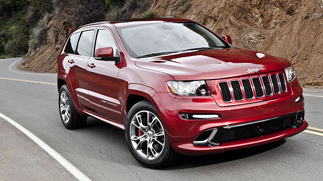 jeep grand cherokee srt 8 fahrbericht. Black Bedroom Furniture Sets. Home Design Ideas