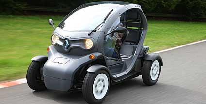 renault twizy r ckruf f r 6000 elektroautos. Black Bedroom Furniture Sets. Home Design Ideas