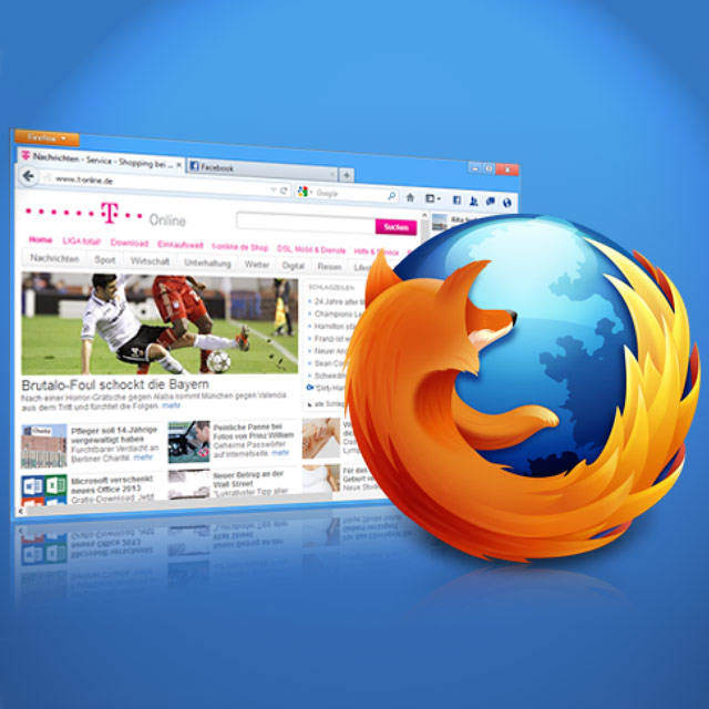 Firefox deutsch