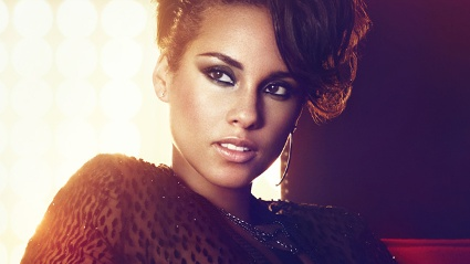 "Alicia Keys ist ein ""Girl On Fire"". (Quelle: Michelangelo di Battista / Sony Music)"