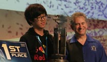 Preisverleihung bei der Battle.net World Championship 2012 (Quelle: Blizzard)