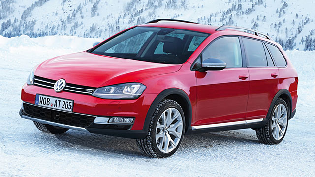 VW Golf 7 Alltrack: Bestseller fr schlechte Wege