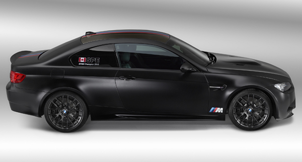 "BMW M3 ""DTM Champion Edition"" (Quelle: Hersteller)"