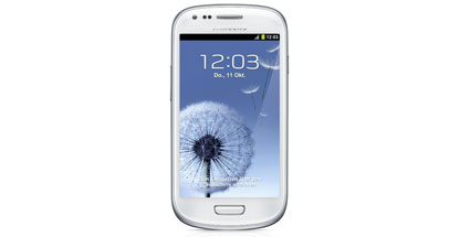 Samsung Galaxy S3 mini im Test. Samsung Galaxy S3 Mini im Test  (Quelle: Samsung)