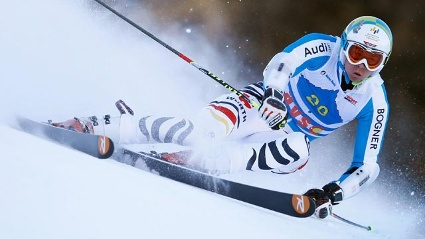 Stefan Luitz verpasst in Alta Badia die erneute Sensation. (Quelle: imago\GEPA)