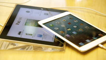 Tablet-PC von Apple. (Quelle: imago\AFLO)
