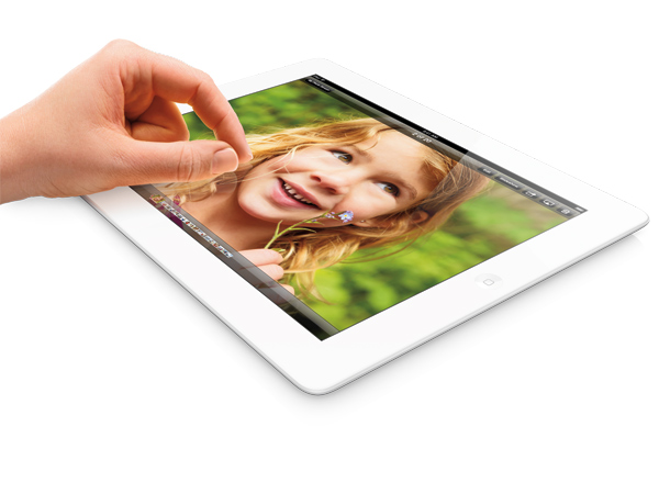 Apple iPad (Quelle: Apple)
