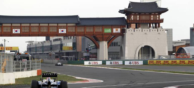 Der Korea International Circuit (Quelle: imago)