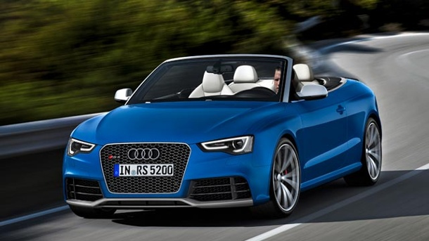 audi rs5 cabrio autotest offen unterwegs mit 450 ps. Black Bedroom Furniture Sets. Home Design Ideas