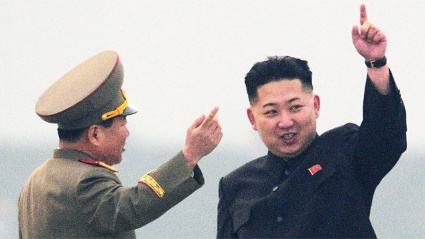  Kim Jong Un. (Quelle: dapd)